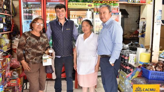 CACMU - Mercado Iñaquito